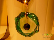 -  Upcycled eco-chic accessories